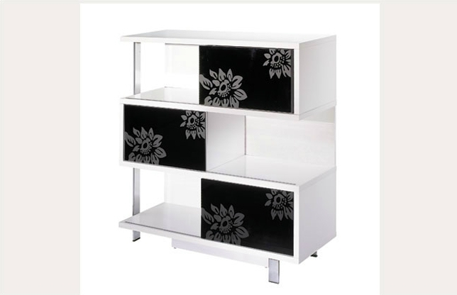 Home Furniture. Abby Low Showcase